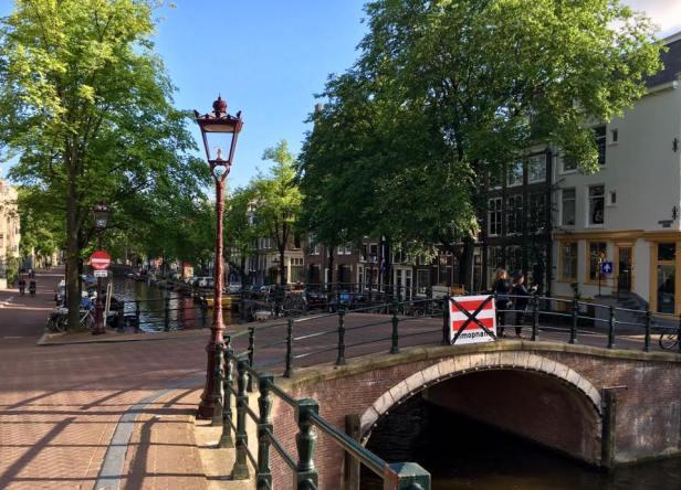 Canal et ponts