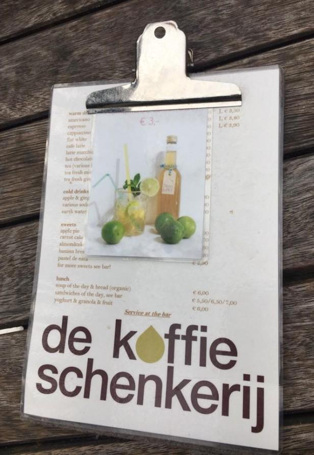 De Koffie ... 3