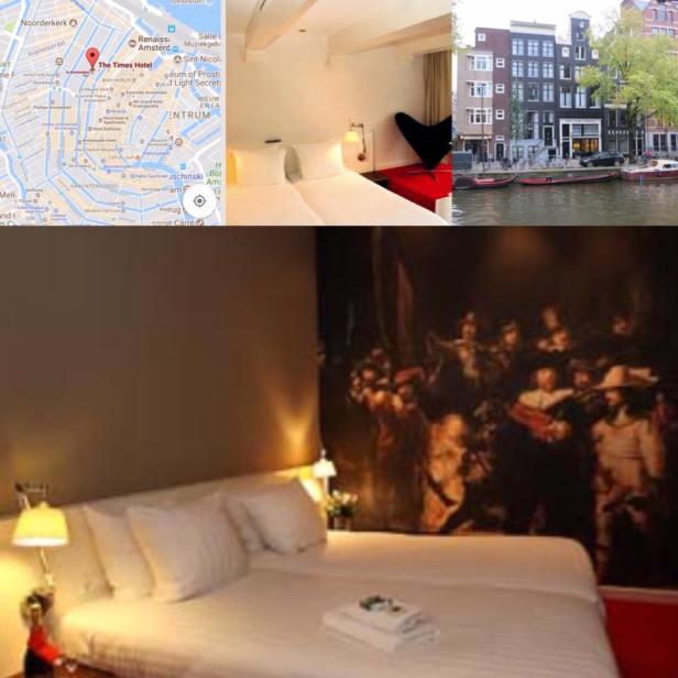 The times hôtel