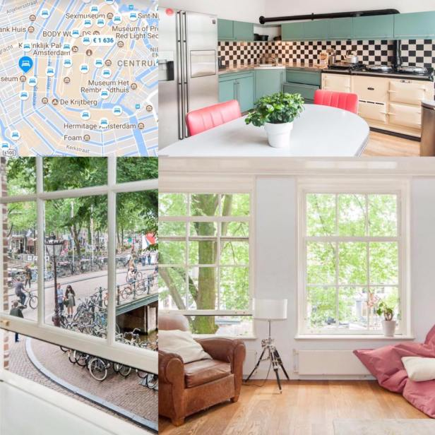 Prinsengracht family retreat