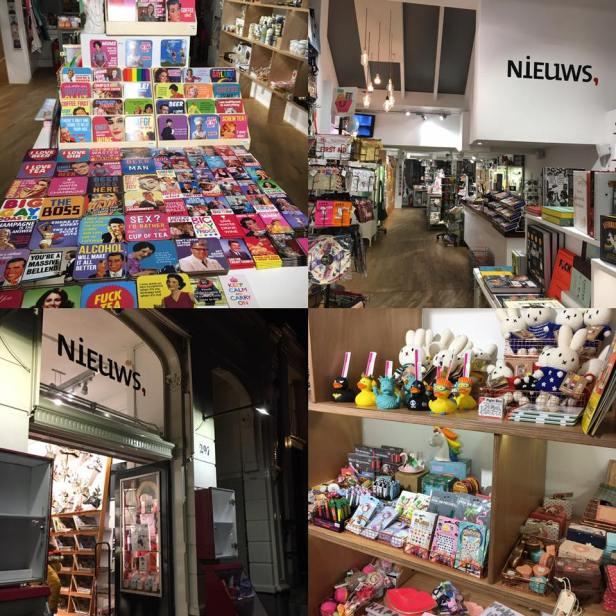 Nieuws boutique